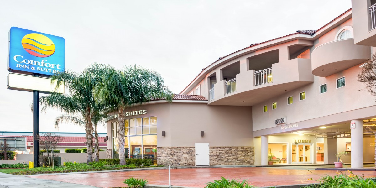 Burbank Airport Comfort Inn & Suites North Hollywood Hotel ...